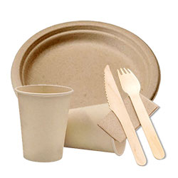 Biodegradable cutlery thumbnail