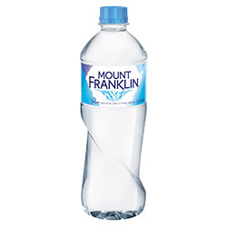 Water - Mt Franklin - 600ml thumbnail