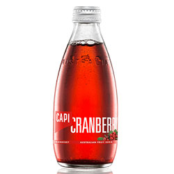 Capi flavoured water - 250ml thumbnail