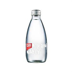 Sparkling mineral water - Capi thumbnail