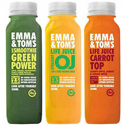 Emma and Toms juice - 600ml thumbnail