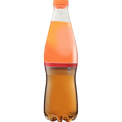 Peach iced tea - 500ml thumbnail