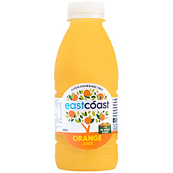 East Coast orange juice - 500ml thumbnail