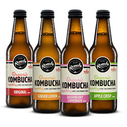 Kombucha sparkling tea - 330ml thumbnail