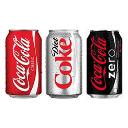 Soft drink cans - 375ml thumbnail