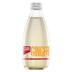 Sparkling flavoured mineral water - Capi - 250ml thumbnail