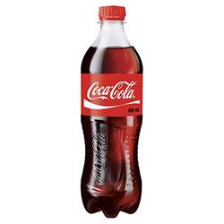 Coca cola - 600ml thumbnail