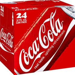 Coke - 375ml thumbnail
