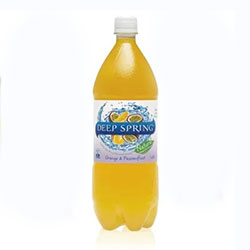Flavoured sparkling mineral water - 500ml thumbnail