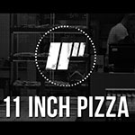11 Inch Pizza logo