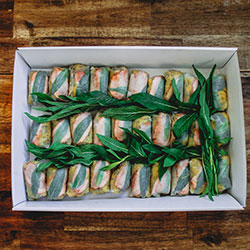 Rice paper roll box thumbnail