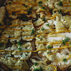 Roast cauliflower salad thumbnail