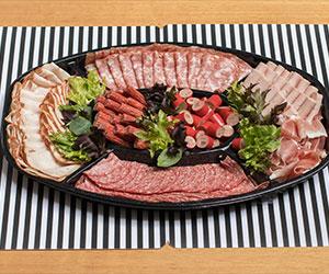 Cold meats platter thumbnail