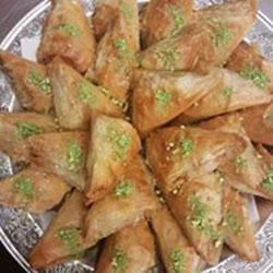 Homemade baklava thumbnail