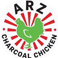 ARZ Charcoal Chicken logo