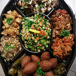 Vegetarian / vegan platter thumbnail