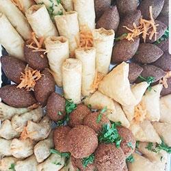 Mixed finger food platter thumbnail