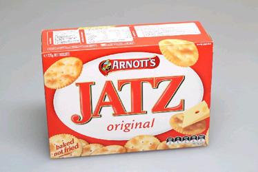 Arnotts Shapes and Jatz thumbnail