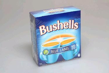 Tea bags - Bushells thumbnail