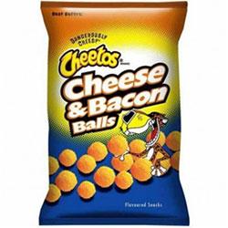 Cheetos cheese and bacon balls - 190g thumbnail