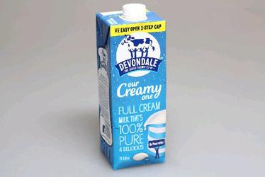 Long life milk - Devondale thumbnail