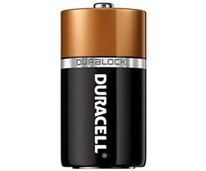 Coppertop batteries - Duracell thumbnail
