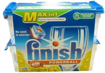 Finish Powerball tablets - Max in 1  thumbnail