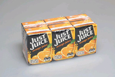Just Juice Poppers 100% Juice - 200ml thumbnail