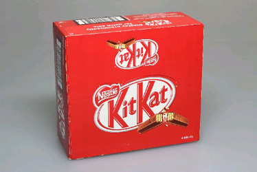Kit Kat fun size - 850g thumbnail