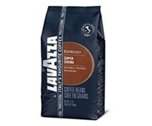 Espresso super crema beans - Lavazza - 1kg thumbnail