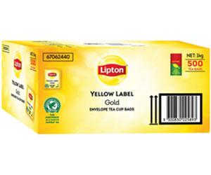 Yellow label tea bags - Lipton thumbnail