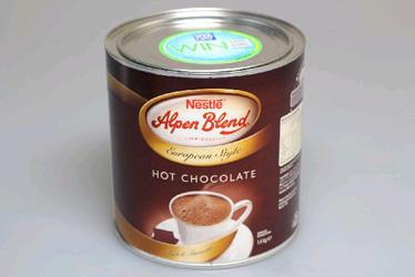 Drinking chocolate - Alpen Blend - 1.4kg thumbnail