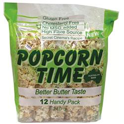 Popcorn Time Popcorn Butter thumbnail