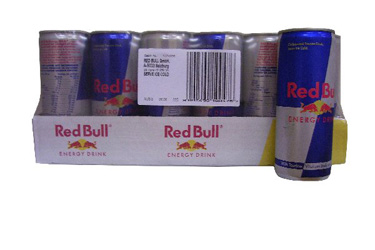 Red Bull 250ml can thumbnail
