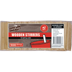 Wooden stirrers thumbnail
