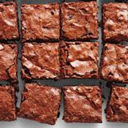 Homemade brownie - mini thumbnail
