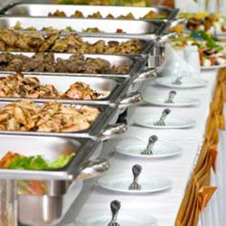 Traditional buffet menu thumbnail