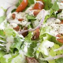 Caesar salad with Ranch Dressing thumbnail