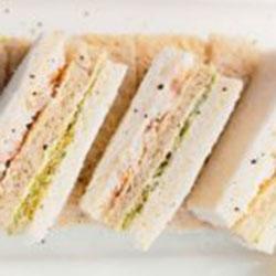 Assorted finger sandwich thumbnail
