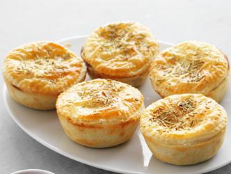 Homemade mini pies  thumbnail