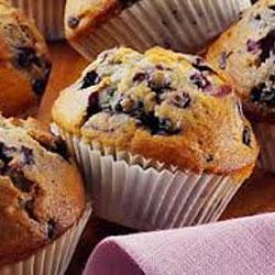 Sweet fruit muffins - mini thumbnail