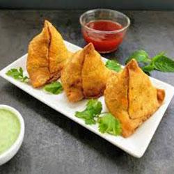 Indian samosas - mini thumbnail