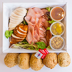 Cold meats platter thumbnail