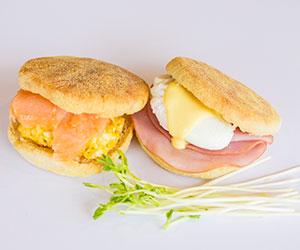 Breakfast english muffin thumbnail