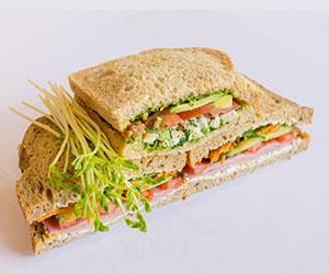 Gourmet chunky sandwich thumbnail