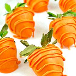 Choc dipped strawberry carrot thumbnail