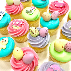 Easter cupcake - mini thumbnail