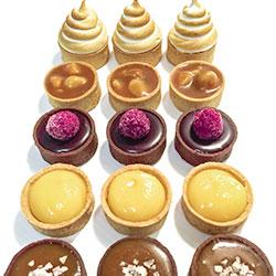 Mini tart selection thumbnail