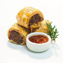 Homestyle sausage roll thumbnail
