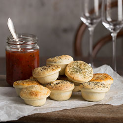 Tiny range pies variety pack - Proper national pies thumbnail